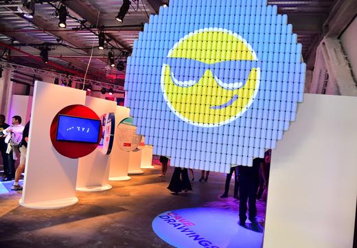 Pepsi Celebrates World Emoji Day With Interactive Pop Up