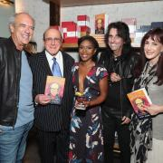 Shep Gordon Fetes First Book, They Call Me Supermensch: A Backstage Pass to the Amazing Worlds of Film, Food, and Rock 'n' Roll In NYC
