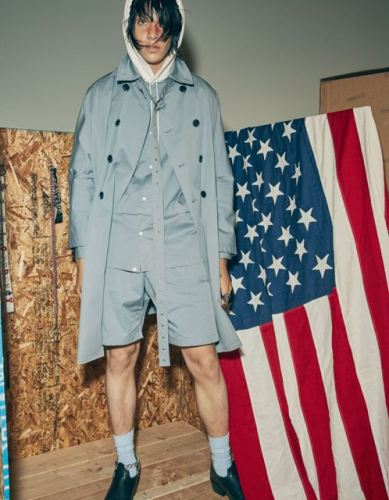 Private Policy Men's RTW Spring 2018