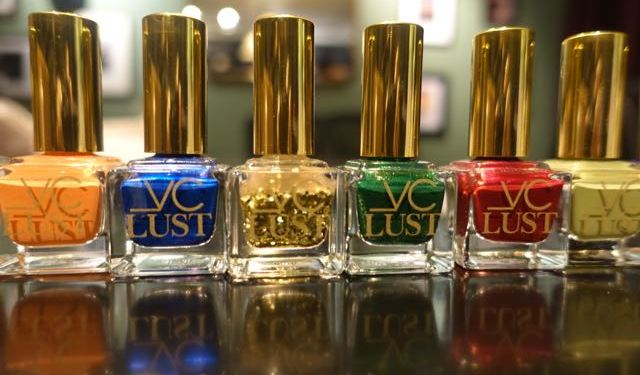 Get Your Nails Ready For The Holidays With A Luxe Cruelty-Free & Vegan Nail Polish Line