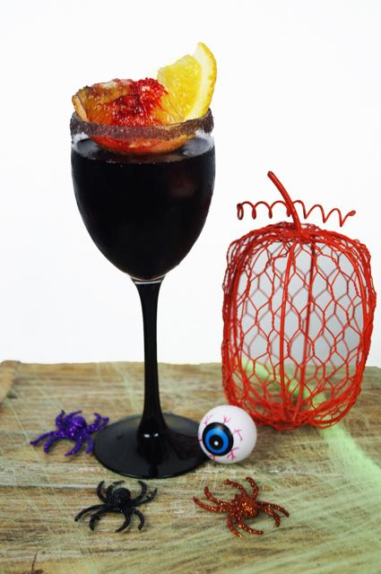 Try One Or All Of These Halloween Cocktail Recipes For Your Next Bash