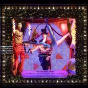 Over 7,600 Swarovski Crystals Sparkle Bloomingdale's Holiday Windows