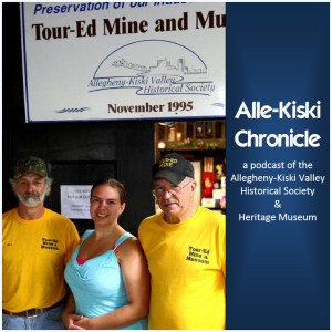 Jack Devando and Nick Mottillo | Tour-Ed Coal Mine and Museum