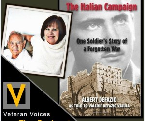 Veteran Voices: The Oral History Podcast – Episode 25