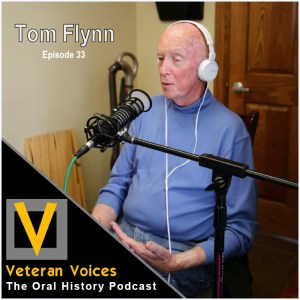 VV PODCAST COVER ART EP 33 - TOM FLYNN
