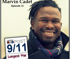 Longest War Podcast (Ep13) – Marvin Cadet
