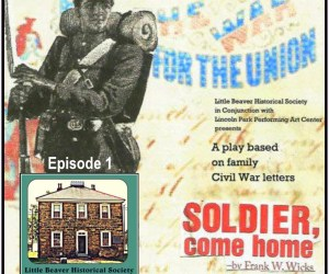 LBHS Podcast (Ep01) – Soldier, Come Home