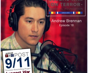 Longest War Podcast (Ep18) – Andrew Brennan