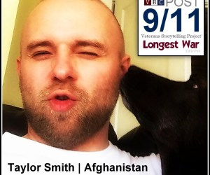 Longest War Podcast (Ep17) – Taylor Smith