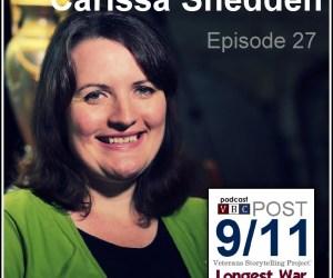 Longest War Podcast (Ep27) – Carissa Snedden