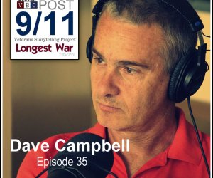 Longest War Podcast (Ep35) – Dave Campbell