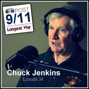 Episode 34 | Chuck Jenkins |  I Was Doing My Job