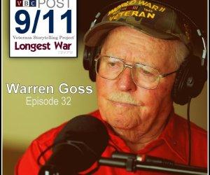 Longest War Podcast (Ep32) – Warren Goss