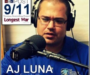 Longest War Podcast (Ep38) – AJ Luna