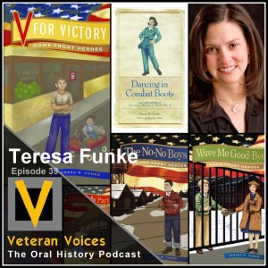 Episode 39 | Teresa Funke | Historical Fiction