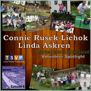 Connie Rusek-Lichok & Linda Askren - RCH Volunteer Spotlight