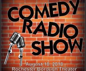 2018 Comedy Radio Show