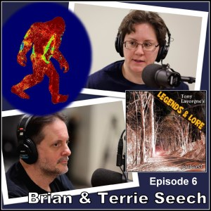 Episode 06: Brian & Terrie Seech | The Unexplained