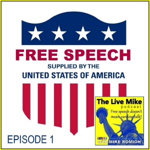 The Live Mike Podcast (Ep01): Welcome to the Podcast