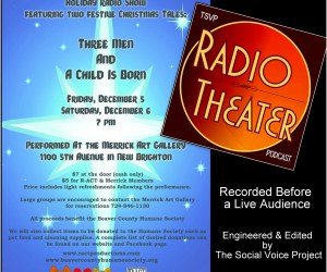 R-ACT Live!   2014 Annual Holiday Radio Show