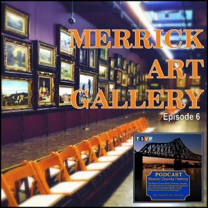 COVER ART - MERRICK ART GALLERY