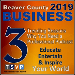 3 TRENDING REASONS FOR BUSINESS PODCAST