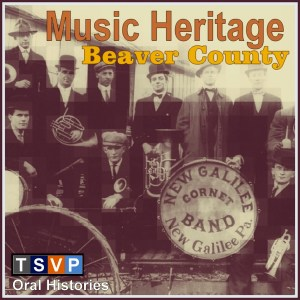 COVER ART - MUSIC HERITAGE BEAVER COUNTY