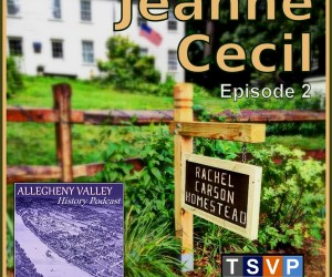 AVH Podcast (Ep02) – Jeanne Cecil