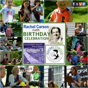 Rachel Carson 112th Birthday Celebration