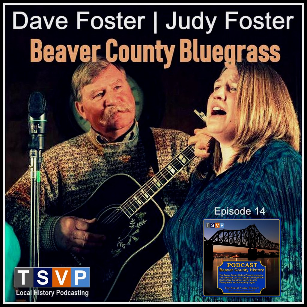 COVER ART - BCHP14 - DAVE & JUDY FOSTER