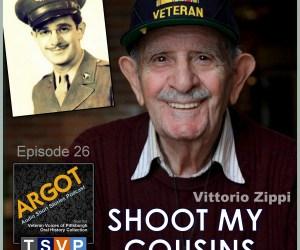 Argot: Audio Short Story Collection (Ep26): Vittorio Zippi