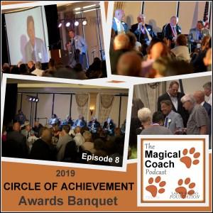 20196 Circle of Achievement Awards Banquet