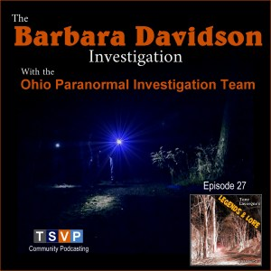 Episode 27: Barbara Davidson Investigation
