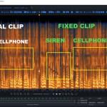 siren & cellphone removal