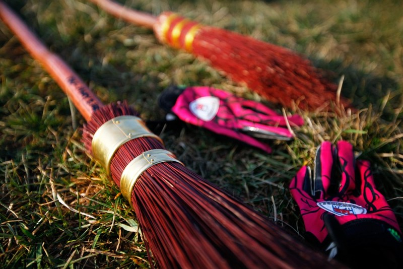 Quidditch: 'Spelling' Out Gender in Sport