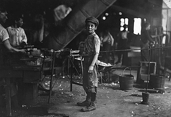 Child Labor in America 19081912  Sociological Images