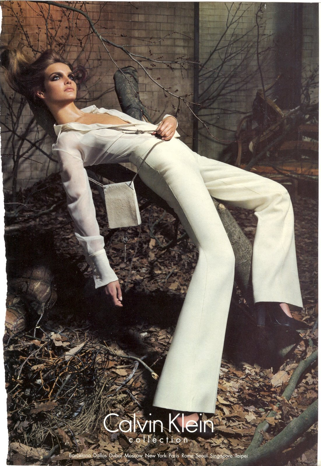 Manipulated Women And High Fashion Sociological Images