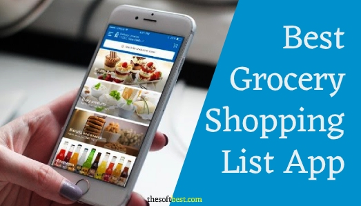 best grocery shopping list app