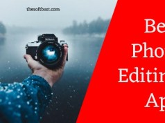 Best Photo Editing App