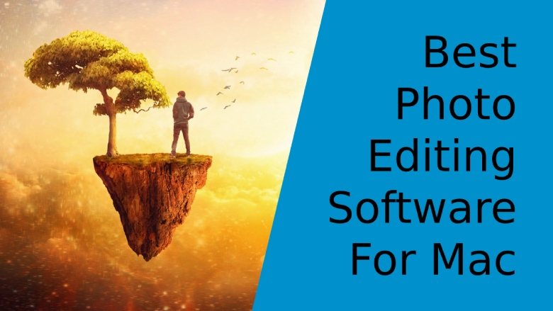best photo editing software for mac