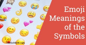 Emoji Meanings of the Symbols