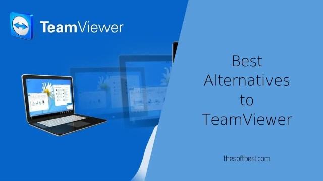 Best Alternatives to TeamViewer