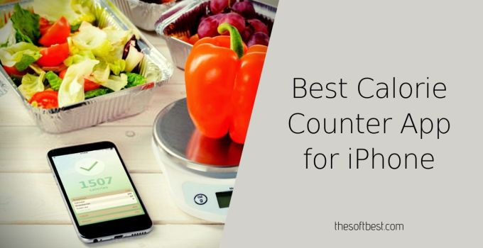 Best Calorie Counter App for iPhone