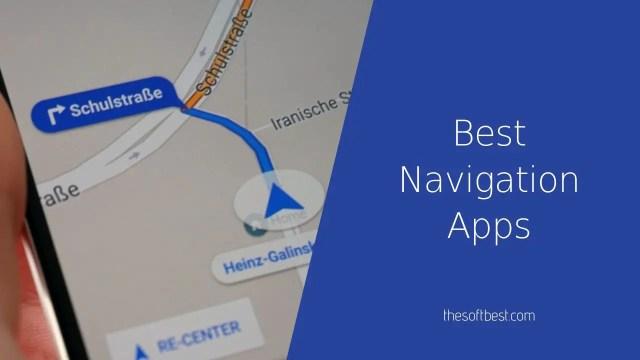 Best Navigation Apps