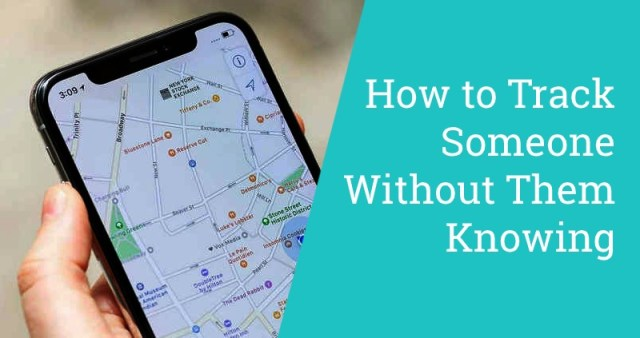 how to track someone without them knowing