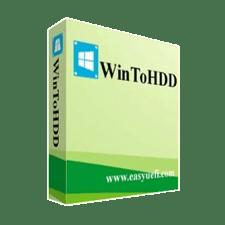 WinToHDD Professional Box shot