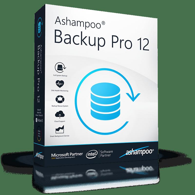 Ashampoo Backup Pro 12 Review Free download license key coupon