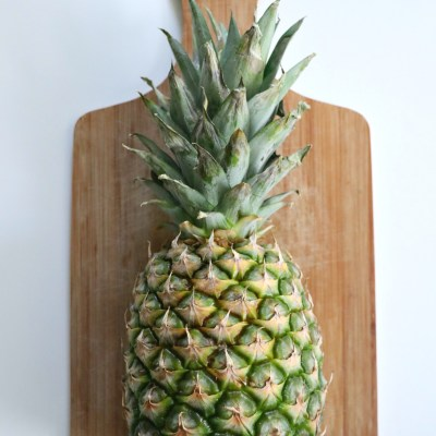 How To Pick and Prep The Perfect Pineapple