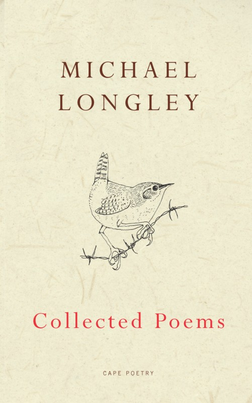 Michael Longley | Authors | The Soho Agency