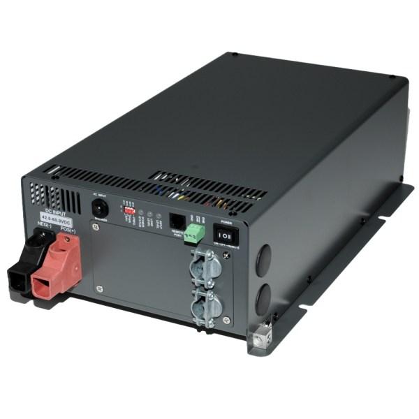 Cotek St1000-112 1000w 12vdc 115vac Pure Sine Wave Inverter With Free Remote